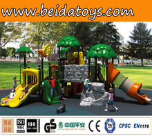 Multifunctional outdoor play ground equipment BD-A31026A