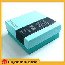 custom Eco-friendly shop popular paper tea box from china