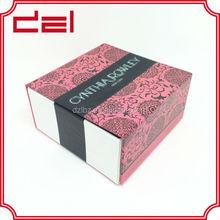 Luxury handmade cosmetic box wholesale