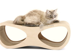 OEM The Original Scratch Lounge cardboard pet toy