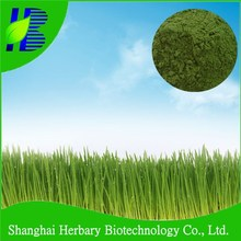 Barley grass juice powder for nutritional supplement