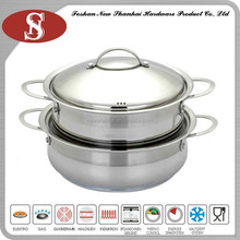 Most popular cheap stainless steel food steamer