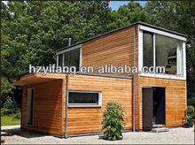 Modular china flat pack homes caravan