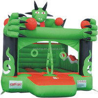 commercial use bounce house / cheap inflatable jumping mats