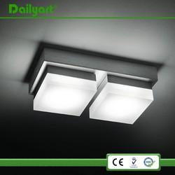 85V - 265V LED modern cristal led ceiling lighting with warm white light