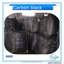 Chemical formula of Carbon Black powder