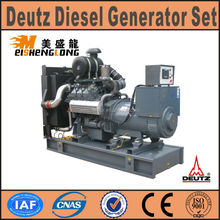 Hot sale! Diesel engine silent generator set genset CE ISO approved factory direct supply dc generator 50kw