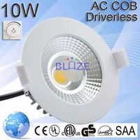 10w 6w smd5630 led downlight india xxxx 220-240v dimmable ce saa approved led lighting