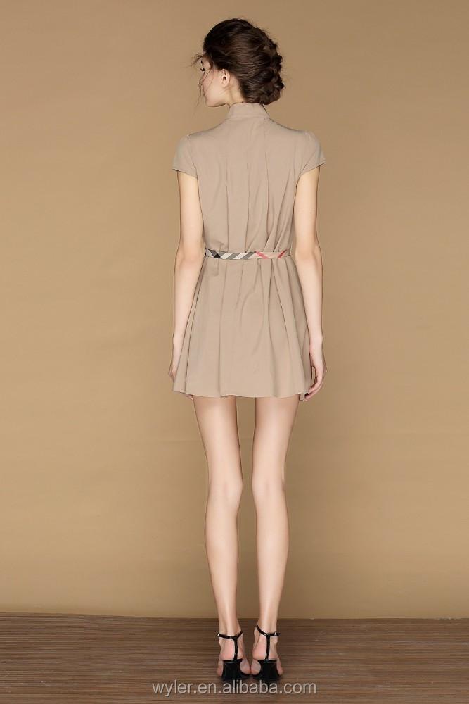 2015 Uk Fashion Style Desigual Women Dresses Summer Dress Casual Clothing 100 Cotton Ladies