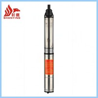 Wholesale QJ deep well centrifugal submersible pump price