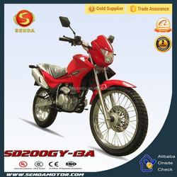 2015 Hot Sale Street Bike Titan Motorcycle 200cc SD200GY-13A