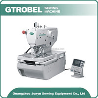 new long computer controlled sewing machine 2015 year