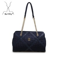 High quality custom design european single shoulder bags for women