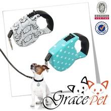 Automatic Retractable pet Leash Adjustable Walking nylon rope Dog Leash