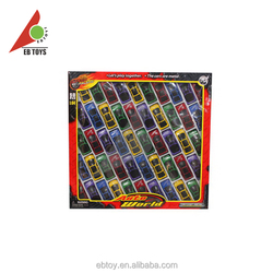 Cheap toy for children new style small alloy taxiing diecast toys of 50pcs