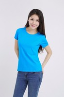 t shirt promotional with full color and size stock lot