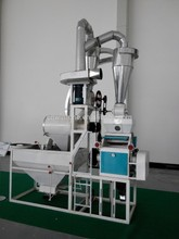 single roller head small corn mill grinder for sale