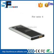 Compatible products mobile phone battery 2800mah Note 4 Mobile phone battery for Samsung
