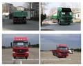camión carga HOWO de 6x4 de peso de 25000kg