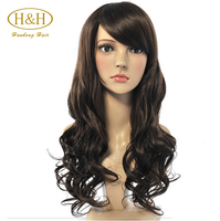 wholesale china hair factory body wave brazilian human hair full lace wigs for black women