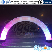 Bespoke And Branding Advertising Inflatable Arch For Led Gateway