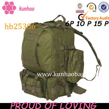 army camping hiking tactical military backpack