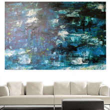 Abstract Oil Painting on Canvas Art for Wall Decoration