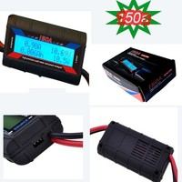 Digital 60v/150a e-bike meter electric scooter watt meter with the best factory price