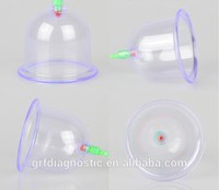 Self-treatment Chinese suction cupping set