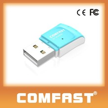 Comfast CF-WU825N 300 Mbps Wireless Dongle Wifi mejor tarjeta inalámbrica barato Dongle