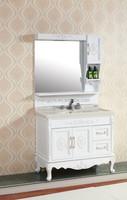 modern furniture bathroom vanity made in hangzhou