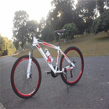 Bike Mountain 26 inch red white bicycle bikes for men