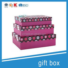 gift tin for chocolate packaging gift box