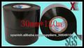 Fecha de impresión exp o número de lote Fineray marca FC3 30mm * 120m lámina de estampación en caliente para el plástico