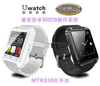 2015 new style GPS OEM custom LOGO android u8 smart watch bluetooth smart watch