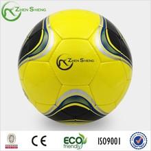 Zhensheng deflated soccer balls