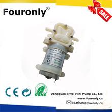 Fouronly SWP-1818 importado food grade materiais bomba auto aspirante com dispositivos médicos