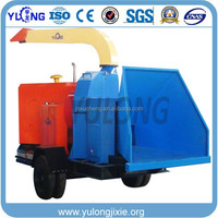Big Capacity Mobile Wood Chipper for Sale