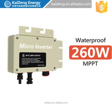 5KW pv on grid pv micro inverter 300W with web-based monitor function,pv power micro inverter
