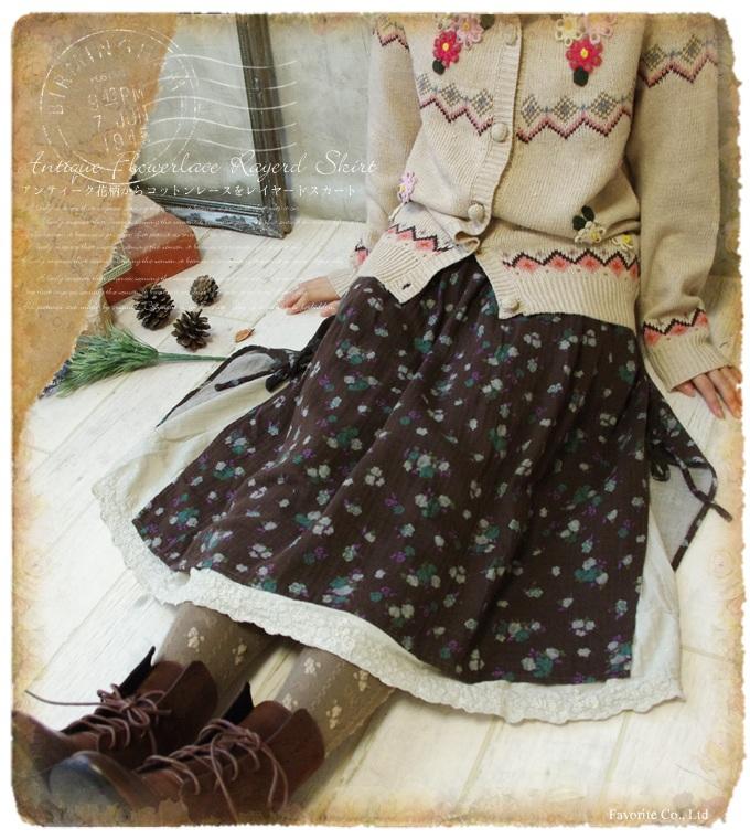 Длинные юбки осень