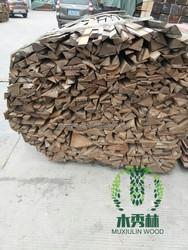 Burma Teak Triangle timber wood for photo frame
