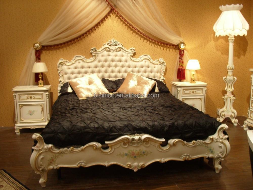 Bisini luxury european style bedroom set and bedroom for European style bedroom