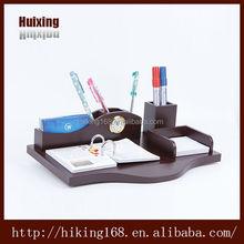 Multifunctional calendar stand / wood desk calendar stand set# HX-9018
