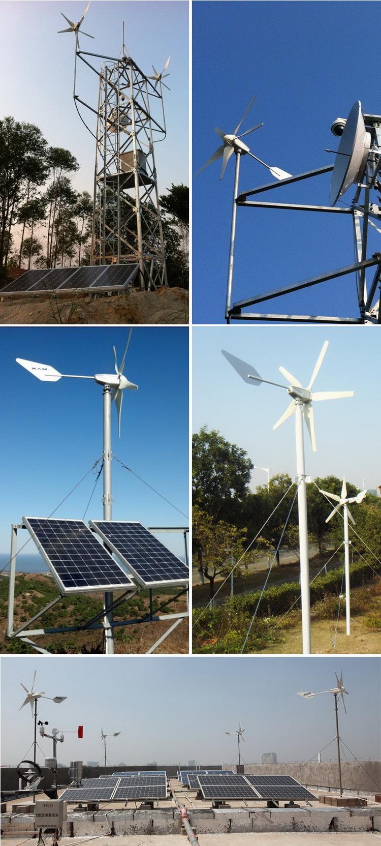 Вертикальный ветряк своими руками: процесс сборки 11