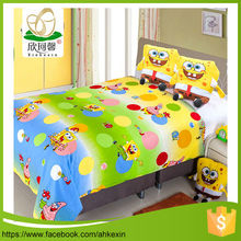 High quality comfortable children indian silk patchwork designer colorful quilt