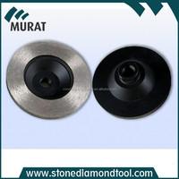 Continuous Rim Segment Diamond Cup Disc, Abrasive Grinding Cup Wheel