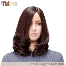 virgin human hair jewish wig kosher wig
