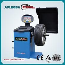 TopAPLBODA Wheel aligner & lift & wheel balancer for auto repair machines