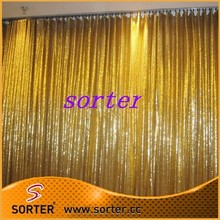 Hot Sale Luxury Sequin Fabric Wedding Backdrops Interior Decoration
