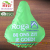 Promotional Logo Bike Seat Cover &Bicycle Saddle Cover